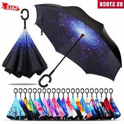 us 105cm upside down reverse umbrella c
