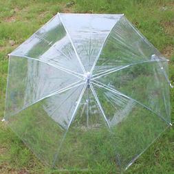 57f9cfa75e91 US Large Transparent Umbrella Clear See ...
