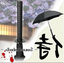 US stock ! Bleach Katana Sun Samurai Paladin BLACK long Clas