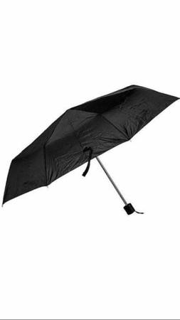 "USA SELLER- Travel Umbrella/ Rain Protection/Emergency 42"" E"
