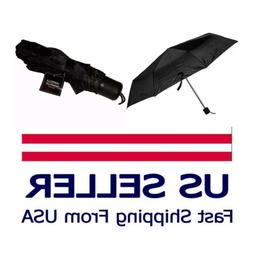 "USA SELLER- Travel Umbrella/ Rain Protection/Emergency 42"" E"