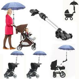 Useful Umbrella Holder Baby Stroller Pram Adjustable Umbrell