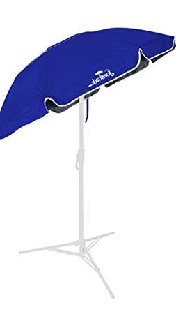 JoeShade UV Blocking Portable Sports Umbrella Blue