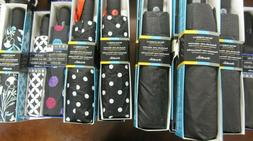 vented umbrella easy open with storage bag