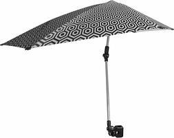 Sport-Brella Versa-Brella SPF 50+ Adjustable Umbrella with U