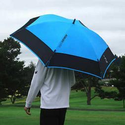Shedrain Vortex Golf Umbrella Blue or White New 2019