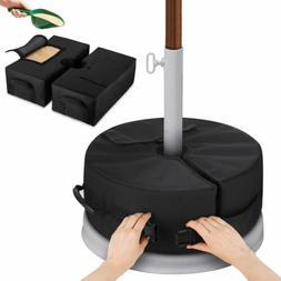Waterproof Weight Sand Bag Foldable Outdoor Patio Umbrella T