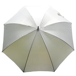 Wedding Umbrella White Jumbo 68 Inch Golf Umbrella