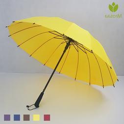 Mrosaa Wind Resistant Folding Automatic <font><b>Umbrella</b