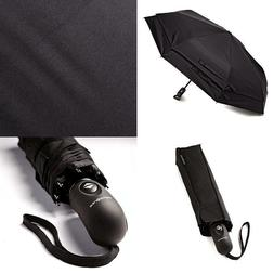 Samsonite Windguard Auto Open and Close Umbrella Black