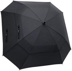 Zomake Windproof Golf Umbrella, 62/68 Inch Large Umbrella Fo