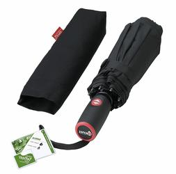 Repel Windproof Travel Umbrella with Teflon Coating Free Shi